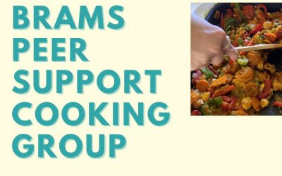Peer Support Cooking Group