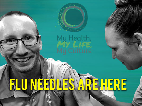 Flu Vaccines available now